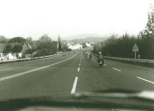 B 51 / B 68 im Jahr 1979